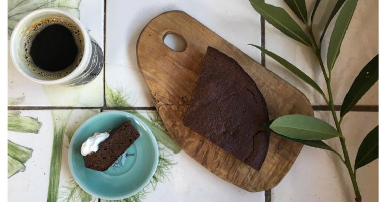 Dr. Kristann's Nutrient Dense Molasses Cake