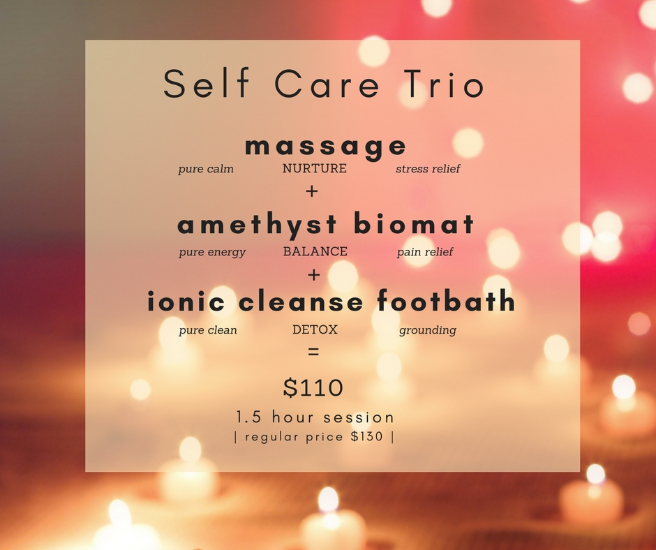 the Self Care Trio