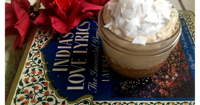 Grace's Valentine Coconut Cream Pie