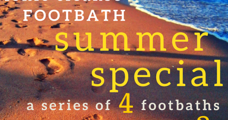 Ionic Cleanse Footbath | Summer Special