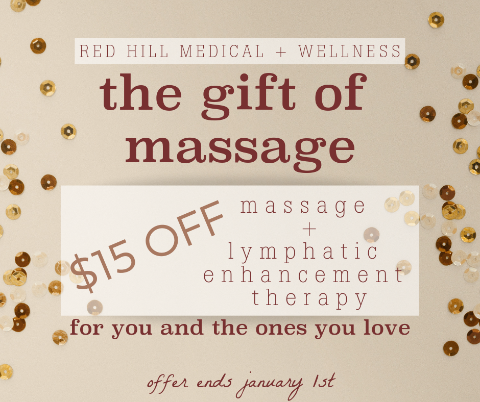 the gift of massage