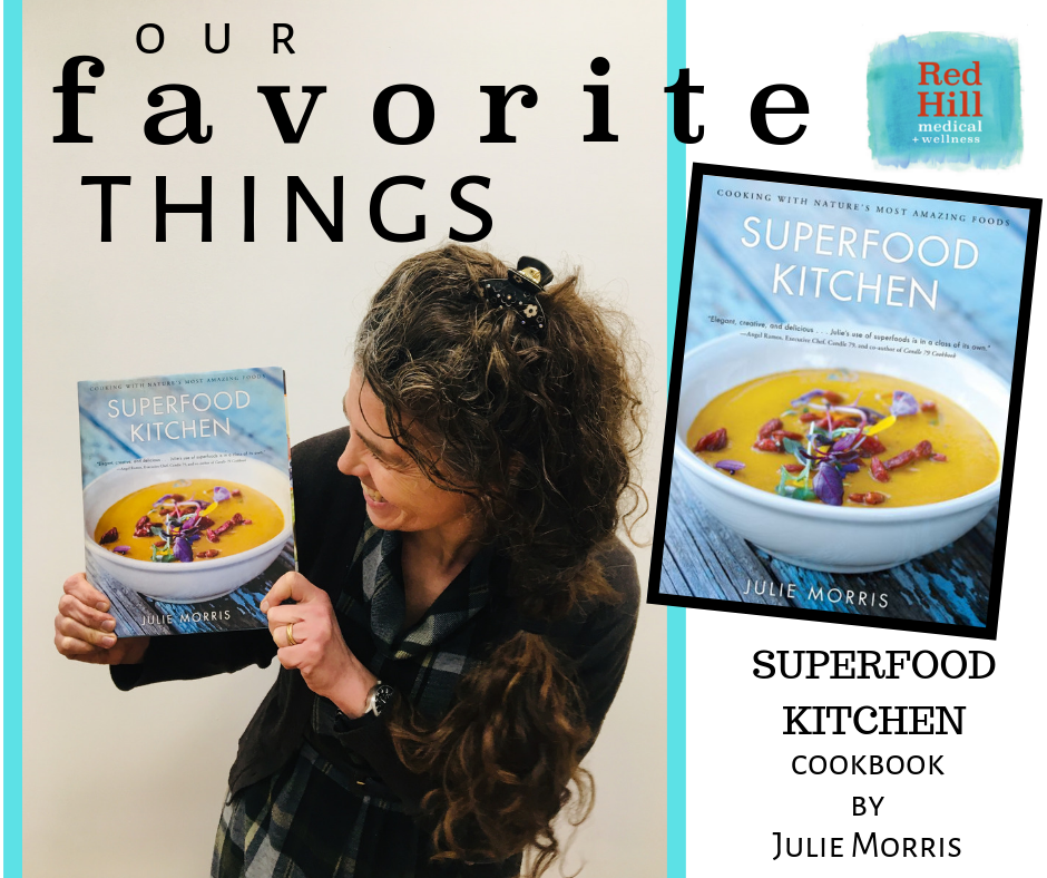 "Cookbook / ""Superfood Kitchen"""